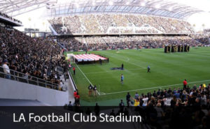 LA Football Club Stadium